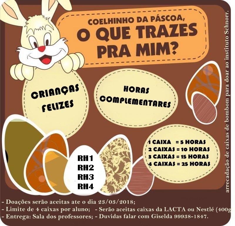 CAMPANHA PASCOA