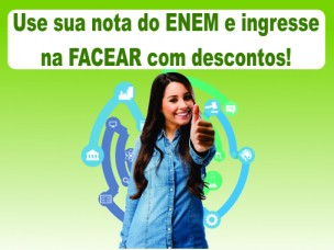 ENEM DESCONTOS MENOR
