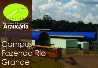 Fazenda Rio grande campus